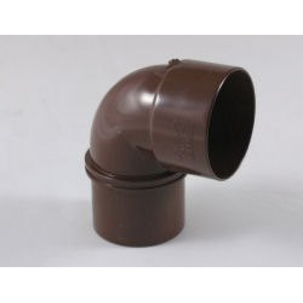 Колено трубы D100 (60 градусов)