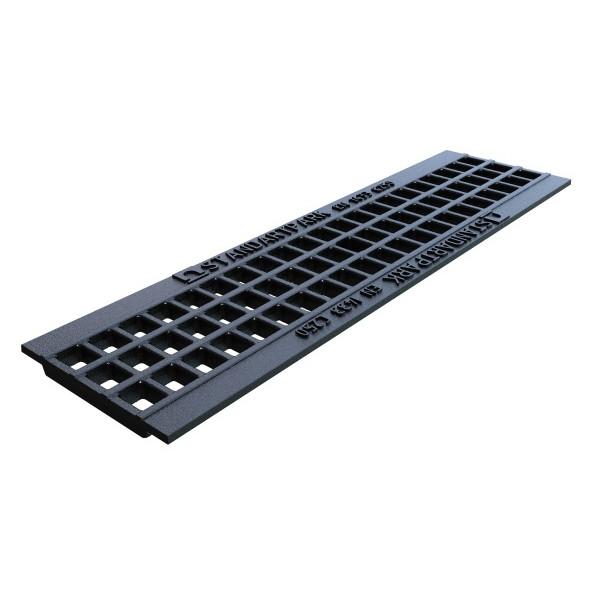 Решетка водоприемная Basic РВ-10.14.50 ячеистая чугунная ВЧ, кл. С (20403)