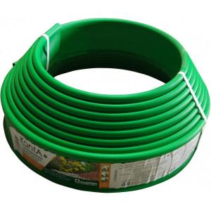 Бордюр KANTA SP Б-1000.10.02-ПП пластиковый зеленый(82552-З)