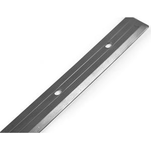 Планка (рейка) краевая алюминиевая 3.0 м