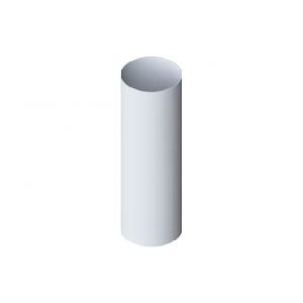 Труба водосточная D-100*3000 (RAL 9010 белый)