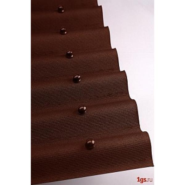 Ондулин Smart коричневый (1 лист)