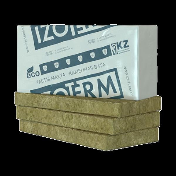Мин.плита  IZOTERM Оптима 1000х600х50мм (8шт/0,24м3 уп)