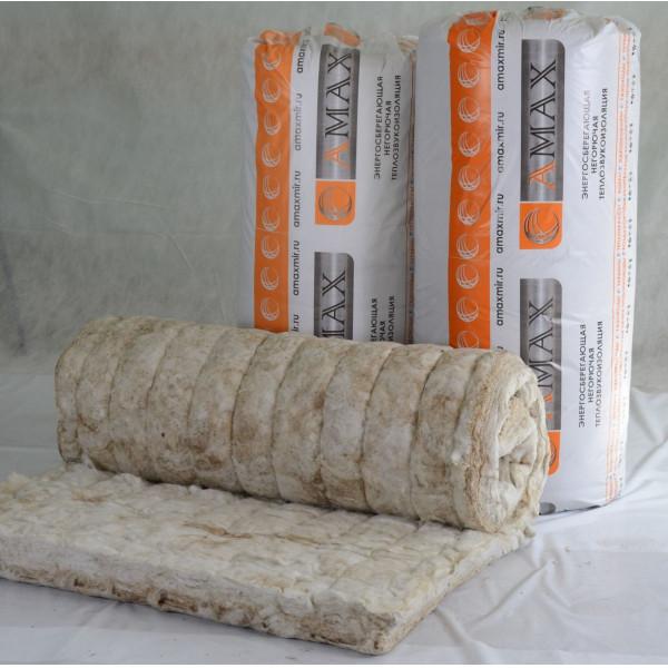 Маты минераловатные прошивные ТМ АМАКС МП-100 (2000*1000*100)