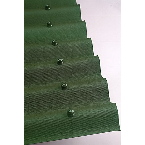 Ондулин Smart зеленый (1 лист)
