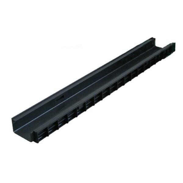 Лоток водоотводный PolyMax Basic ЛВ-10.15.06-ПП пластиковый (8050)