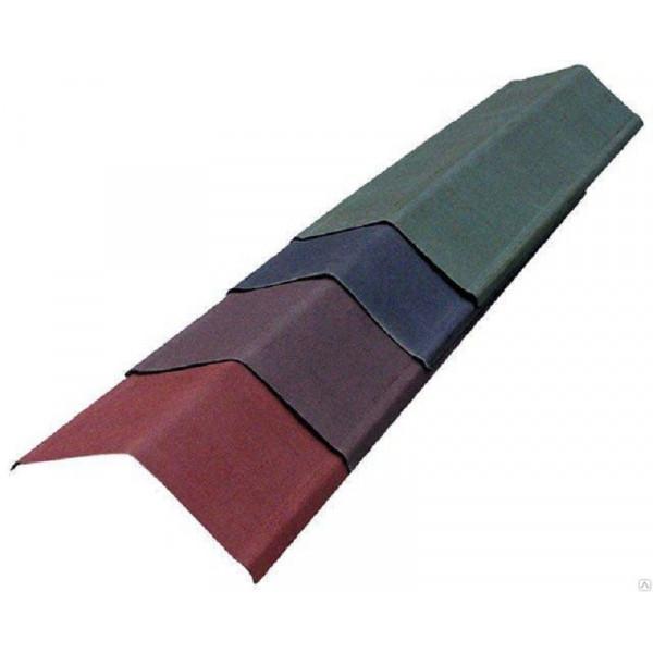 Щипец для ондулина сланец (черный) (0,21м*1м)