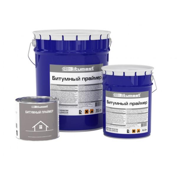 BITUMAST Праймер битумный (21,5 л / металл)