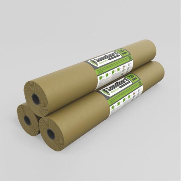 SoundGuard Membrane 3.8 2500х1200х3,8 мм (3 м2 в рул) - Звукоизоляционная мембрана