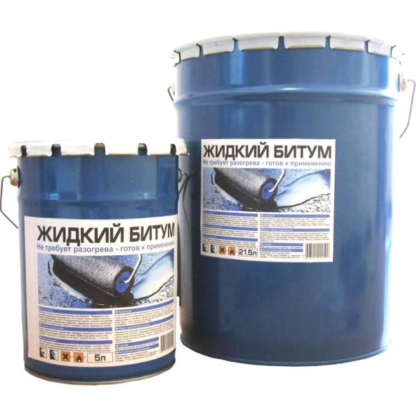 Жидкий битум (21,5 л / 19кг / металл)