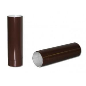 Труба водосточная D-100*3000 (RR32 Коричневый)