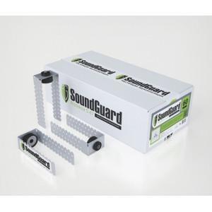 Виброизоляционное крепление SoundGuard Protektor S 60 (60 шт/уп)