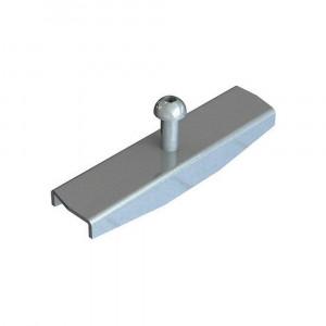 Крепеж стальной ЛВ-10.11.08-ОС к лотку водоотводному (6080)