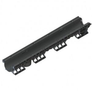 Лоток водоотводный PolyMax Basic ЛВ-10.16.12-ПП пластиковый (8020-М)