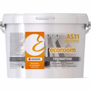 Герметик Ecoroom AS-11 высокоэластичный для межпанельных соединений