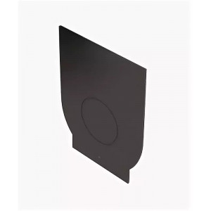 Заглушка торцевая пластиковая ЗЛВ-10.16.20–ПП для лотка водоотводного пластикового (6301)