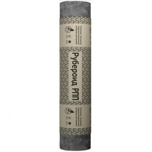 Рубероид РПП-300 (15м2 в рул)