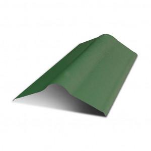 Конек для ондулина зеленый (0,5м*1м)