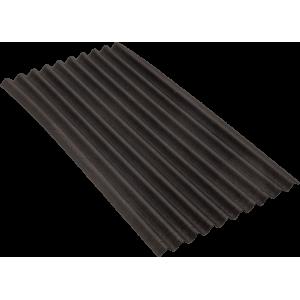 Ондулин Smart сланец черный (1 лист)