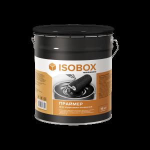 Праймер битумный ISOBOX (ведро 18кг/24л)