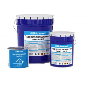 BITUMAST Мастика гидроизоляционная (21,5 л / металл)