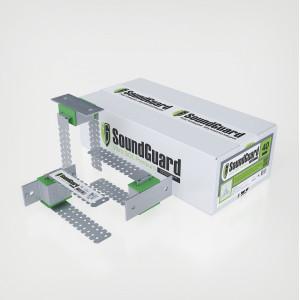 Виброизоляционное крепление  SoundGuard Vibro Premium (40 шт/уп)