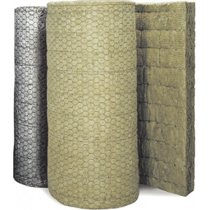 Маты ROCKWOOL WIRED MAT 105 ( руб/м3) ( руб/м2)