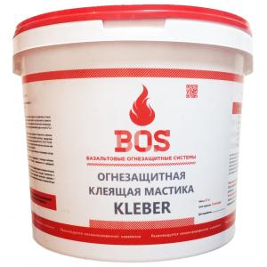 Огнезащитный клеевой состав Kleber от BOS (Базальтовые огнезащитные системы)